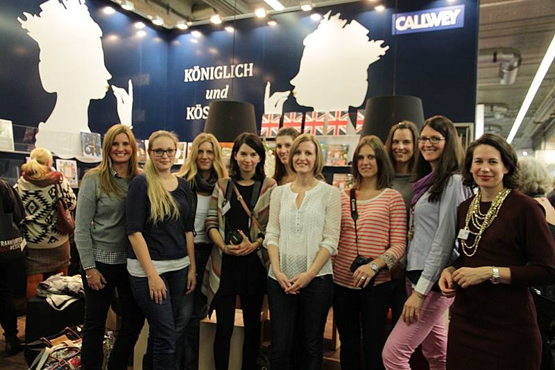 Callwey_Buchmesse_2013_Blogger_Standparty_Karen